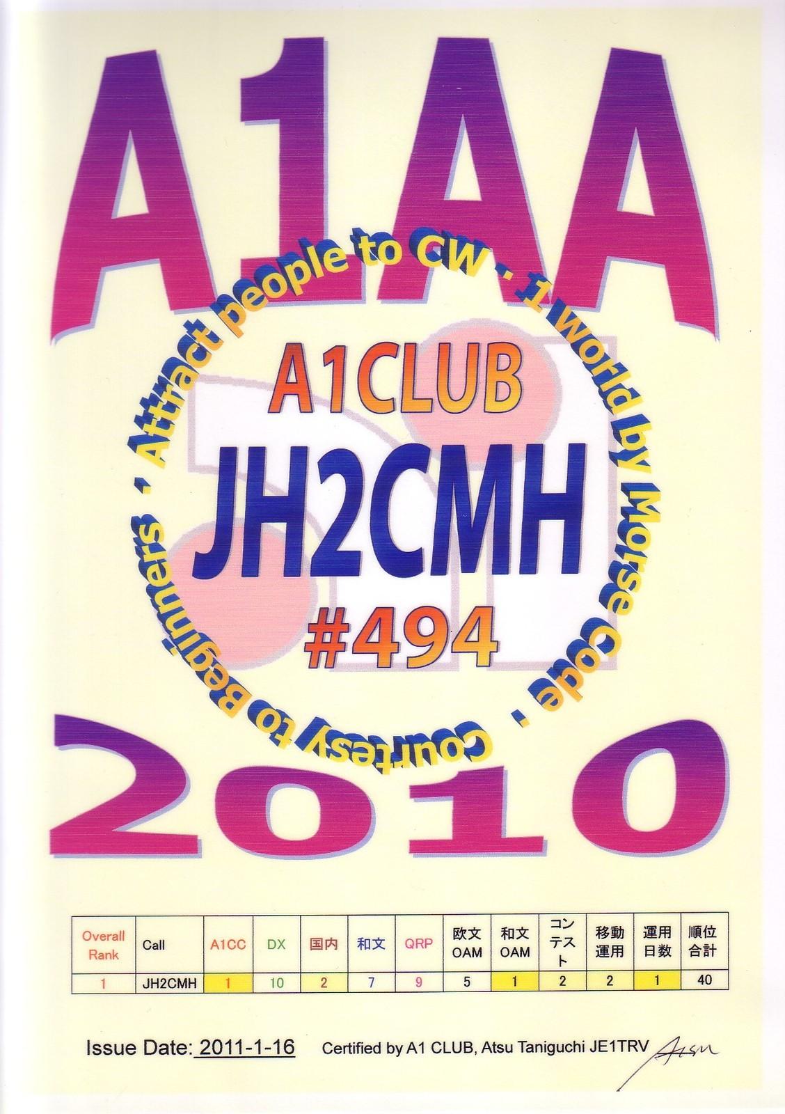 A1aa2010